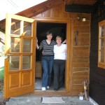 Libuška a Barbara
