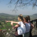 Na návštěve ve Štramberku
