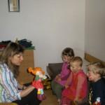 Šárka vypravuje dětem