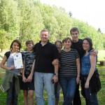 Organizující rodina