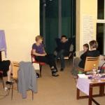 Diskuse ve skupince