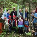 Pobyt pro tatínky s dětmi 2010
