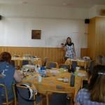 Přednáška pro ženy, leden 2012, CB Ostrava